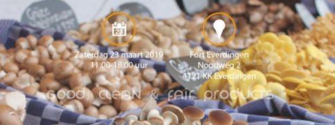 Slow Food Markt op Fort Everdingen